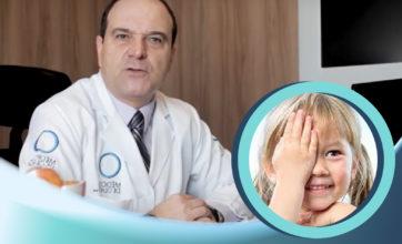 Tudo sobre Miopia infantil, com Dr. Flávio Bassoli
