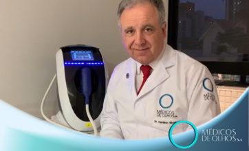 E-Eye: Tecnologia para a oftalmologia