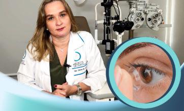 PÓS-BALADA | Dra. Cristina Cury ensina como retirar suas lentes de contato