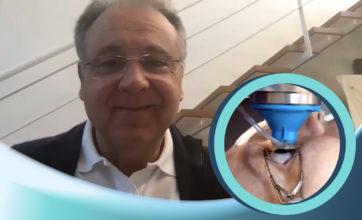Videoaula Catarata, parte II   Com Dr. Hamilton Moreira