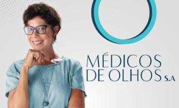 Ângela Vieira: embaixadora do Médicos de Olhos S.A