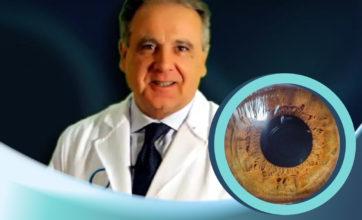 Ondas eletromagnéticas e superfície da córnea, por Dr. Hamilton Moreira