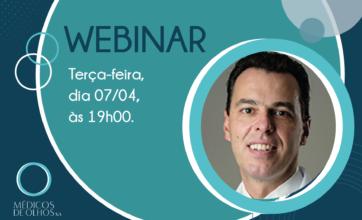 WEBINAR ALCON | Com    Dr. Otávio Siqueira Bisneto e Dr. Luiz Guilherme Freitas