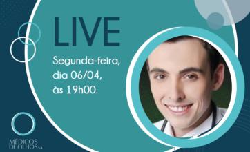 LIVE  Glaucoma | Com         Dr. Luis Eduardo Provensi